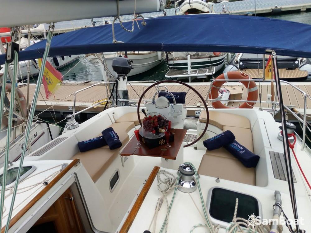 Location Voilier à Ibiza Magna - Bénéteau Oceanis 361 Clipper