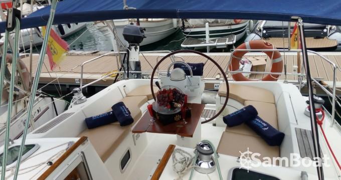 Location bateau Ibiza (Ville) pas cher Oceanis 361 Clipper