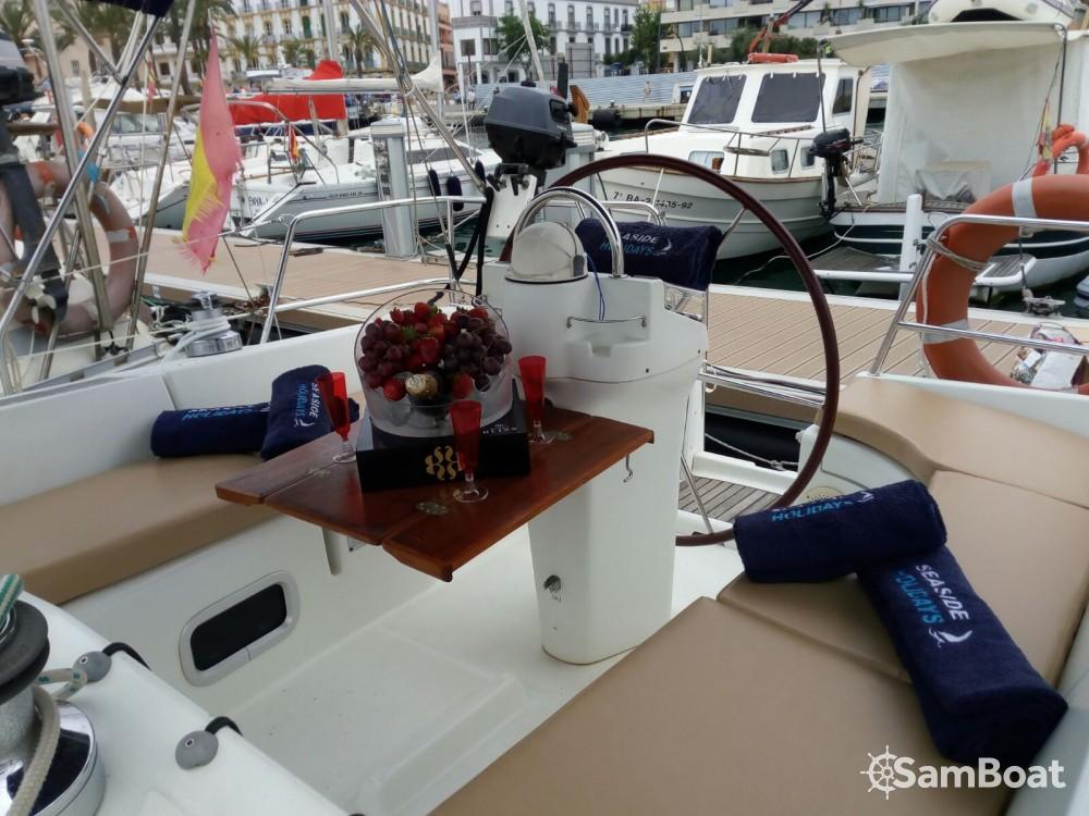 Location yacht à Ibiza Magna - Bénéteau Oceanis 361 Clipper sur SamBoat