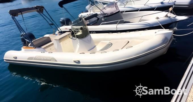 Location bateau Marseille pas cher Tempest 650