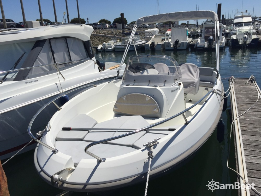 Location bateau Bénéteau Flyer 5.50 à Arcachon sur Samboat