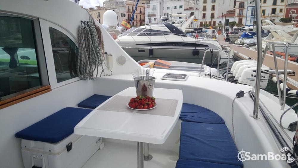 Louer Catamaran avec ou sans skipper Lagoon à Ibiza city
