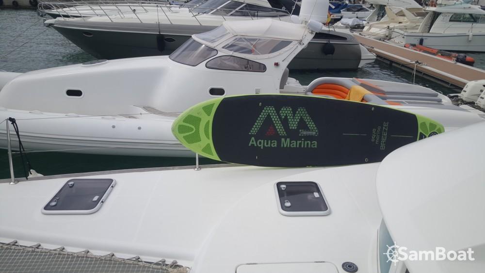 Location bateau Lagoon Lagoon 380 à Ibiza city sur Samboat