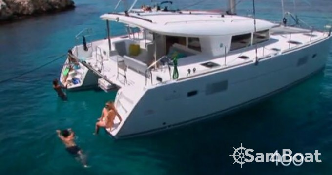 Location Catamaran à Ibiza (Ville) - Lagoon Lagoon 400