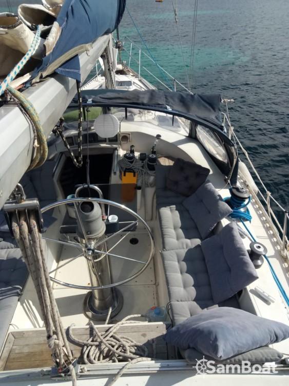 Alquiler de barcos Sant Jordi de ses Salines barato de Puma 37