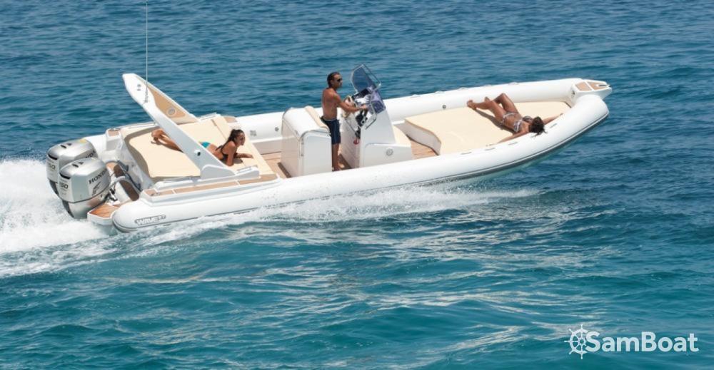 Noleggio yacht Milazzo - Altamarea Wave 27 su SamBoat