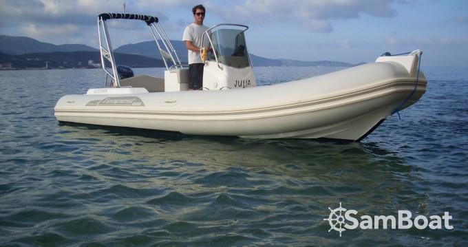 Bootverhuur Capelli Capelli 626 in Propriano via SamBoat
