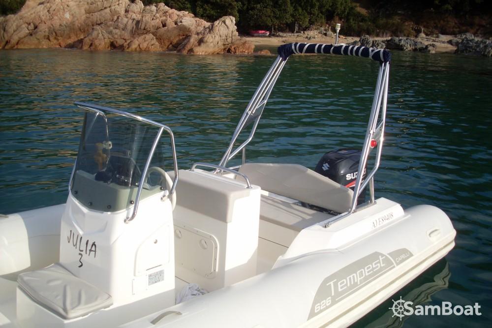 Rental RIB in Propriano - Capelli Capelli 626