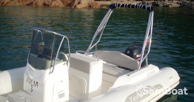 Boat rental Capelli Capelli 626 in Propriano on Samboat