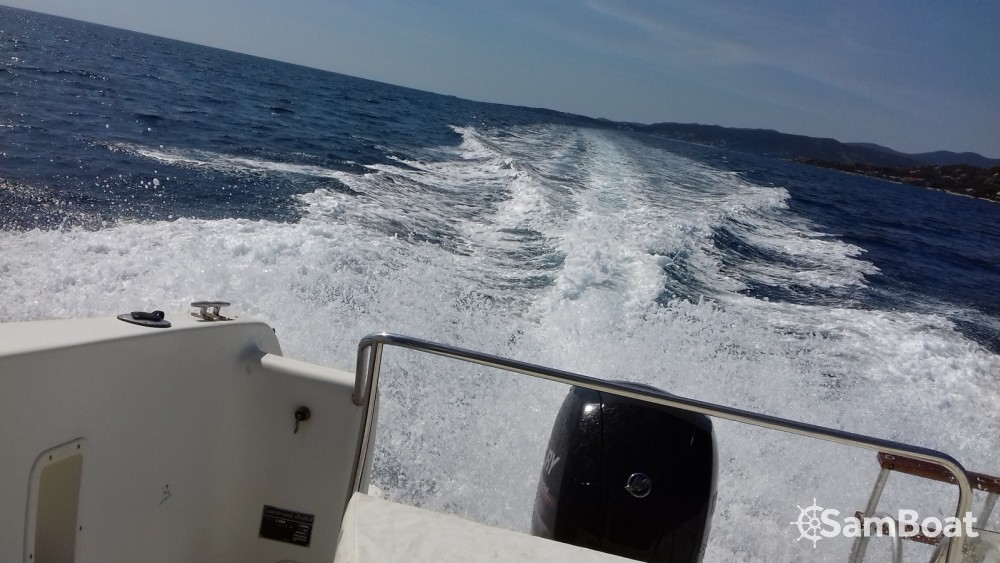 Bootsverleih Ultramar Week End 700 Propriano Samboat