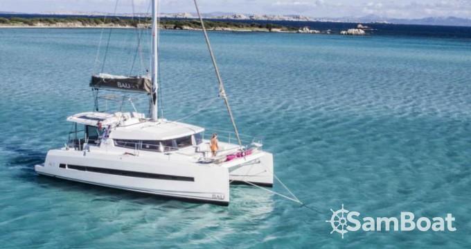 Louer Catamaran avec ou sans skipper Bali Catamarans à Port Grimaud