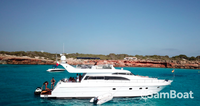 Location yacht à Île d'Ibiza - Firebird 68 sur SamBoat
