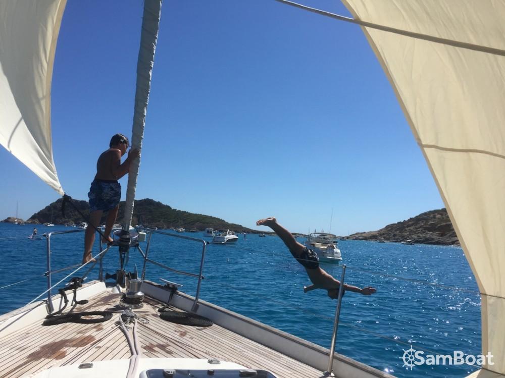 Louer Voilier avec ou sans skipper Bénéteau à Antibes
