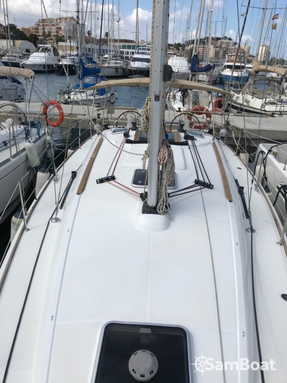 Rental yacht Ibiza city - Jeanneau Sun Odyssey 39i on SamBoat