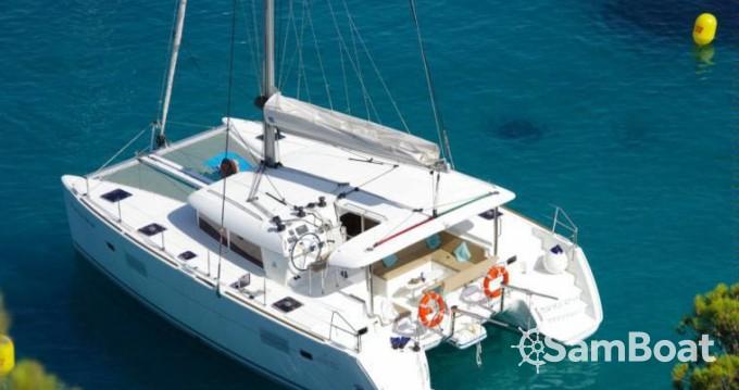 Lagoon Lagoon 400 entre particuliers et professionnel à Ibiza (Ville)