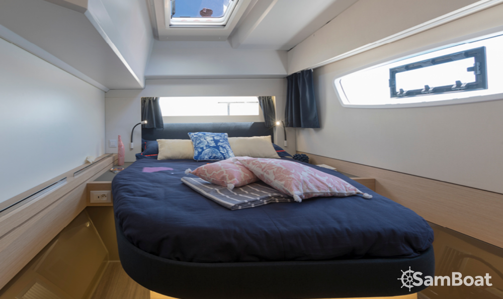 Rent a Fountaine Pajot Astrea 42 Ibiza city