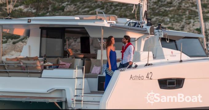 Location yacht à Sant Antoni de Portmany - Fountaine Pajot Astrea 42 sur SamBoat