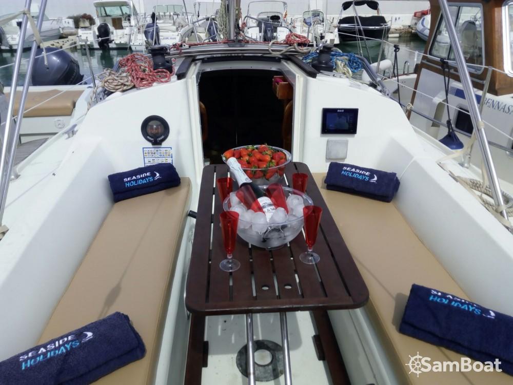 Rent a Jeanneau Sun Odyssey 28.1 Ibiza