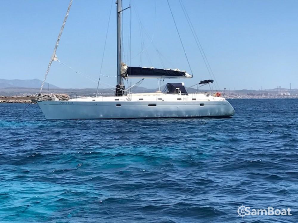 Rental yacht Ibiza Magna - Bénéteau Oceanis 50 on SamBoat