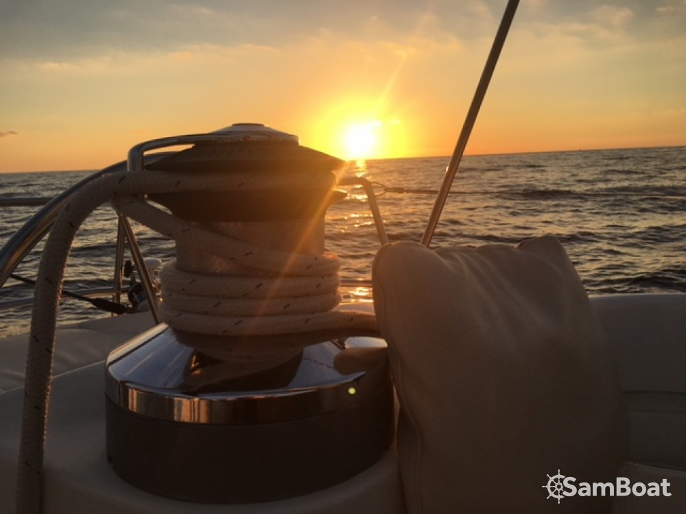 Hire Sailboat with or without skipper Bénéteau Ibiza Magna