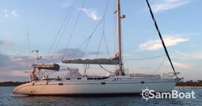 Location bateau Ibiza (Ville) pas cher Oceanis 55
