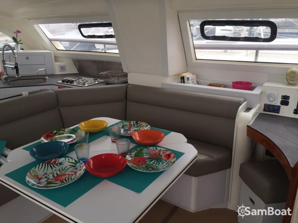 Alquiler de barcos Catana Catana 42 enAjaccio en Samboat