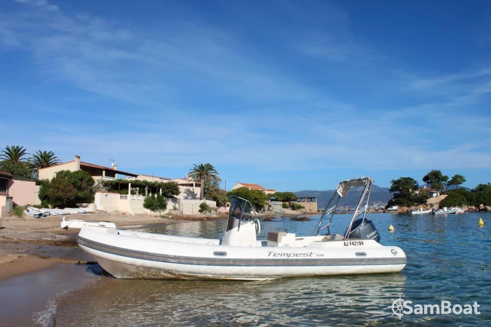 Location yacht à Pietrosella - Capelli Tempest sur SamBoat