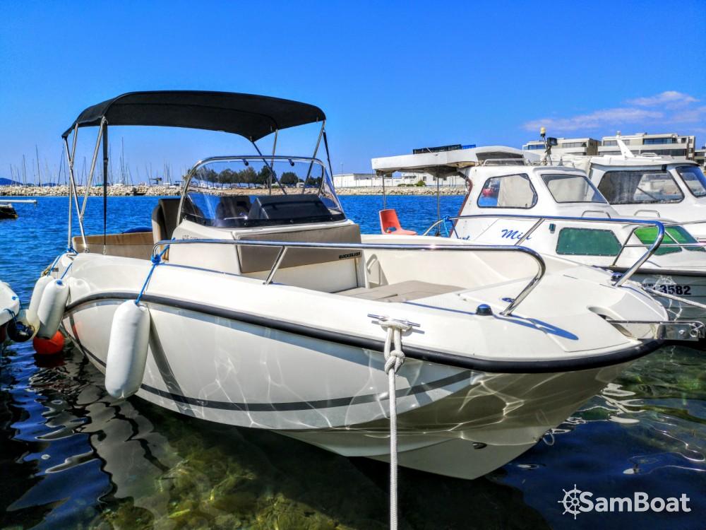 Location bateau Quicksilver Activ 605 Open Pack Sport à Zadar sur Samboat