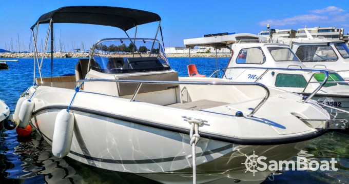 Rental yacht Zadar - Quicksilver Activ 605 Open Pack Sport on SamBoat