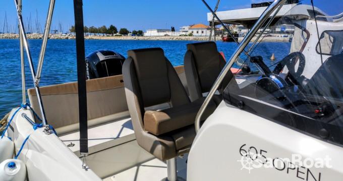 Alquiler de barcos Quicksilver Activ 605 Open Pack Sport enZadar en Samboat