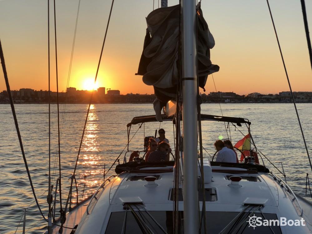 Alquiler de barcos Valencia barato de Impression 514