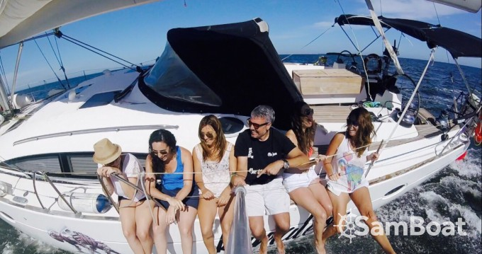 Noleggio Barca a vela Elan con un permesso di