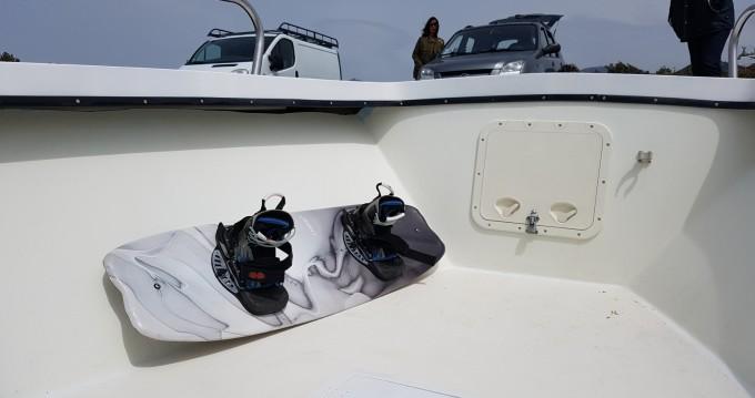 Motorboot mieten in Saint-Florent - Fusion Fusion 26
