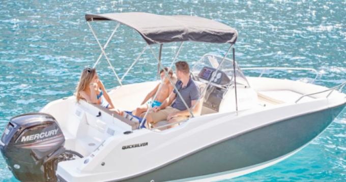 Location yacht à Puerto Alcocéber - Quicksilver Activ 605 Open sur SamBoat