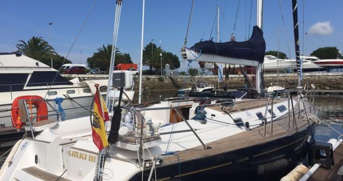 Location yacht à Santander - Dufour Dufour 42 Prestige sur SamBoat