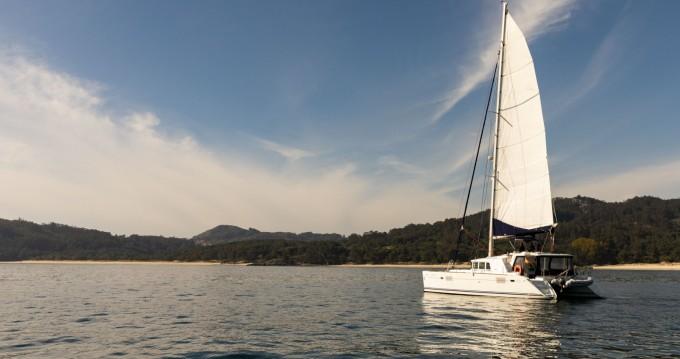 Louer Catamaran avec ou sans skipper Lagoon à Vigo