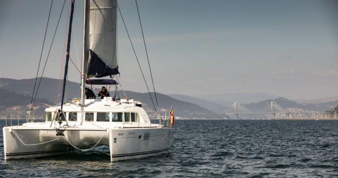 Location Catamaran à Vigo - Lagoon Lagoon 440