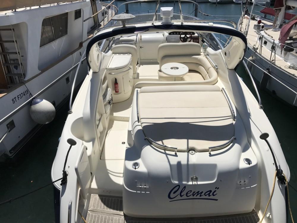 Location yacht à La Grande-Motte - Cranchi Cranchi 39 sur SamBoat