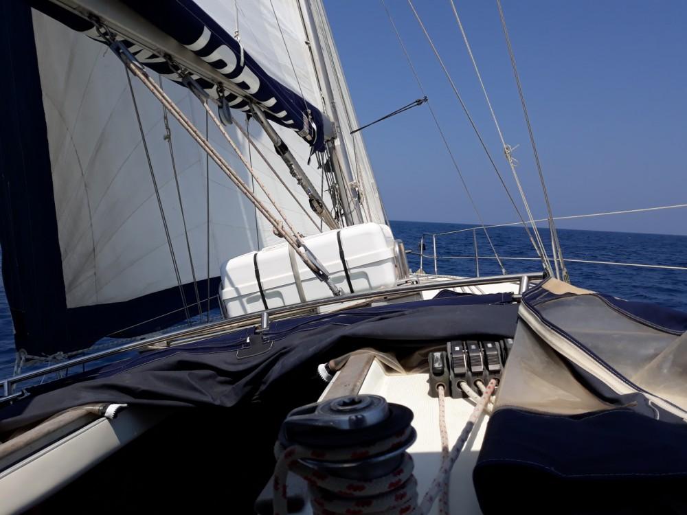 Louez un Jeanneau Sun Odyssey 40 à Port Olímpic