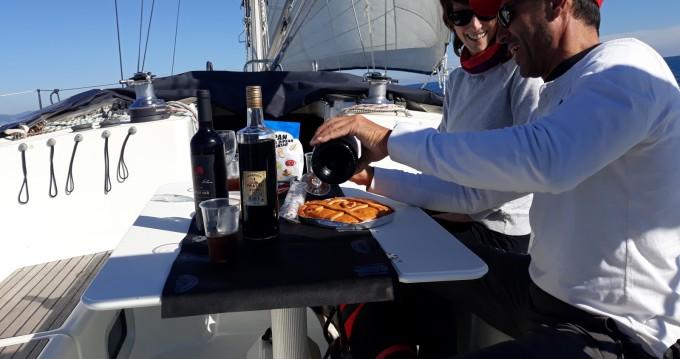 Alquiler Velero en Port Olímpic - Jeanneau Sun Odyssey 40