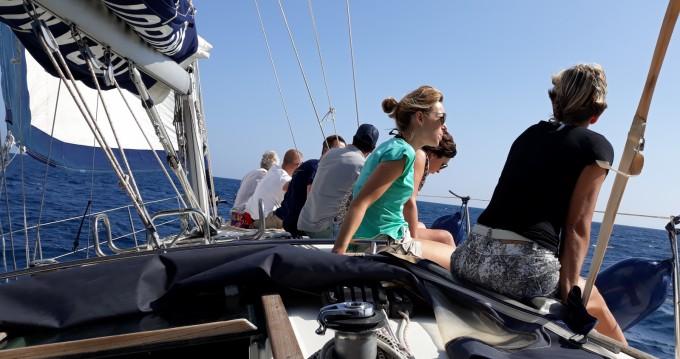 Alquiler de barcos Port Olímpic barato de Sun Odyssey 40