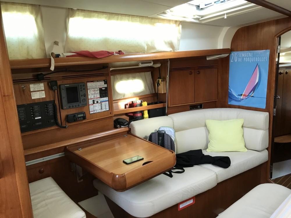 Jeanneau Sun Odyssey 40.3 entre particuliers et professionnel à Saint-Mandrier-sur-Mer