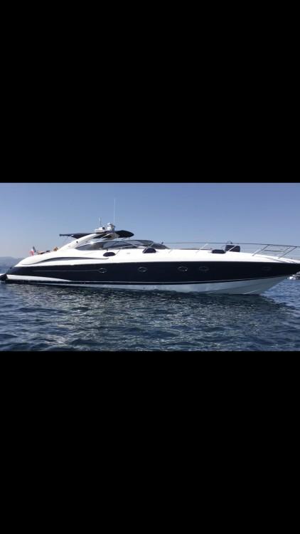 Location yacht à Port Grimaud - Sunseeker Predator 60 sur SamBoat