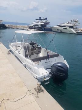 Location yacht à Podstrana - Jeanneau Cap Camarat 6.5 CC sur SamBoat