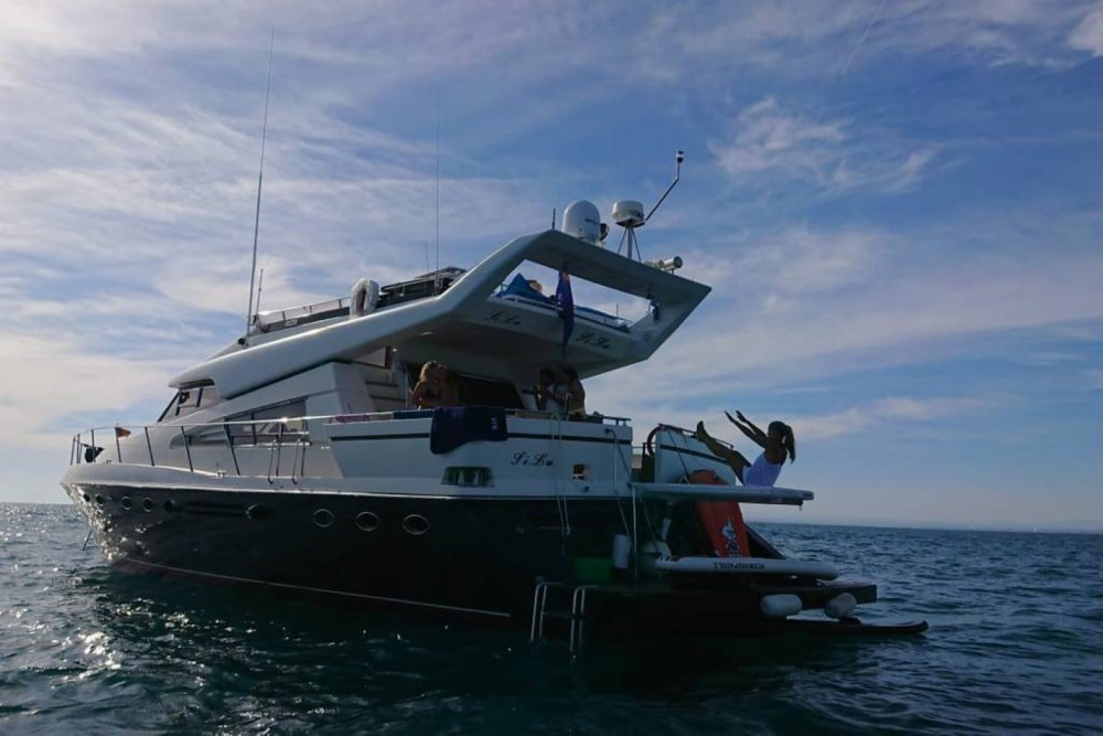 Johnson Johnson 65 between personal and professional Saint-Tropez