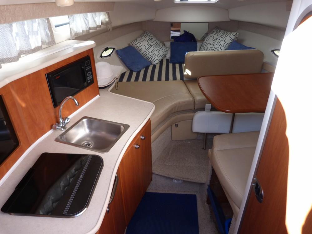 Location yacht à Hyères - Bayliner Bayliner 265 SB sur SamBoat