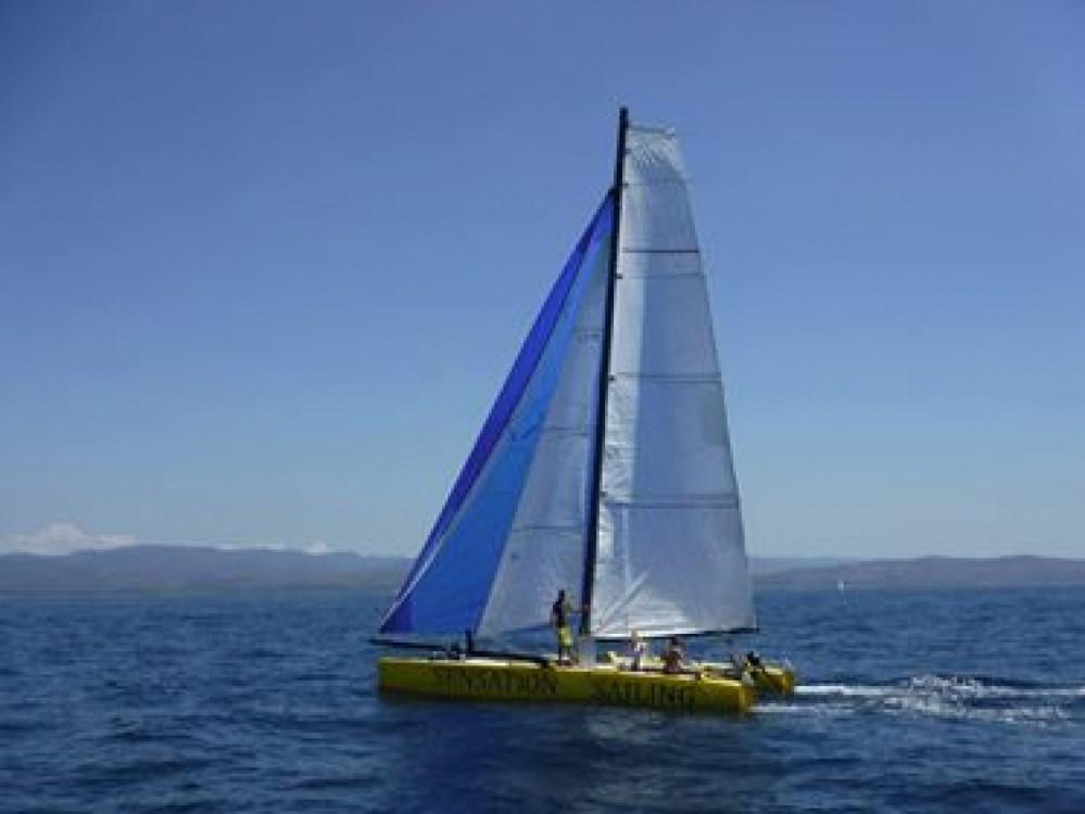 Location yacht à Hyères - Custom Made Formule 30 sur SamBoat