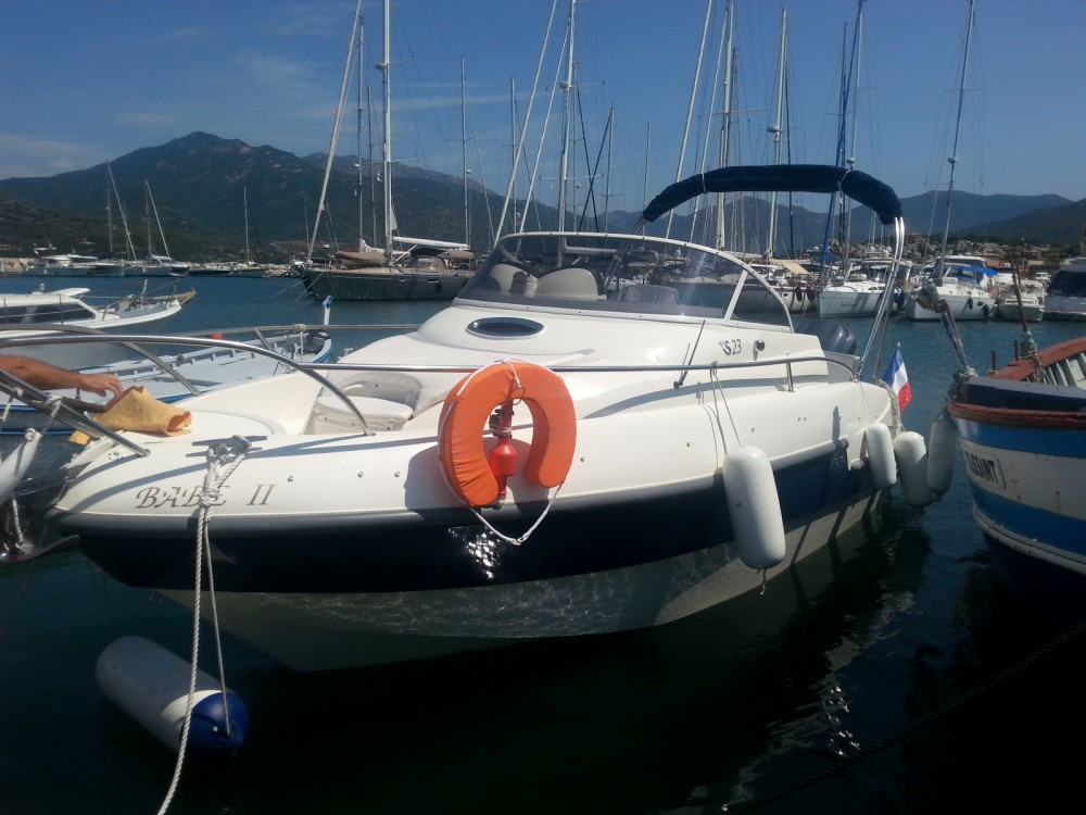 Rental Motor boat Lexsia with a permit