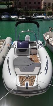 Alquiler Neumática en Calviá - Grand Boats Golden Line G500