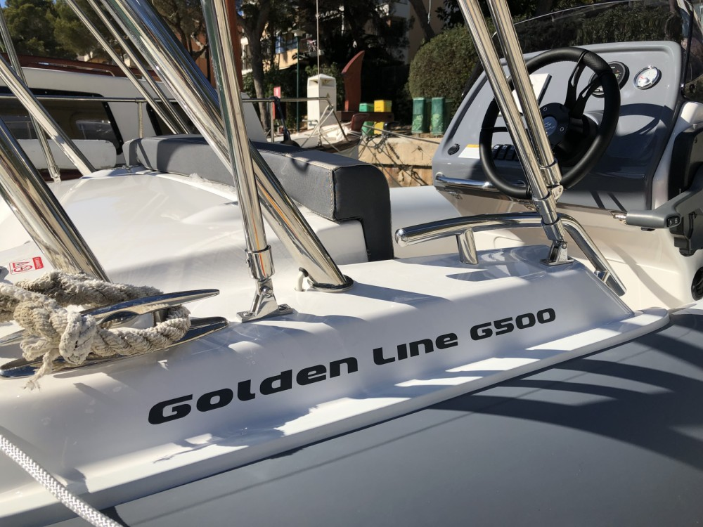 Location Semi-rigide à Calvià - Grand Boats Golden Line G500